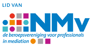 Logo Beroepsvereniging voor professionals in Mediation
